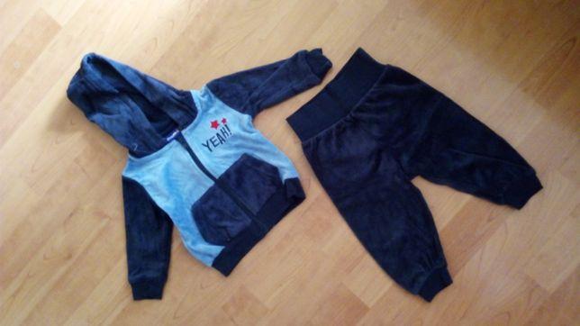 Bluza i spodnie rozmiar 68