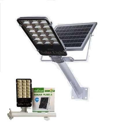 Уличный автономный фонарь 150W на столб на солнечных батареях