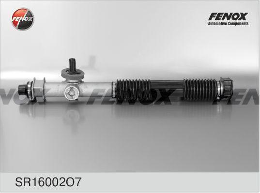 Рулевой механизм (рейка рулевая) ВАЗ 2108 ,2109 ,21099.2115. FENOX