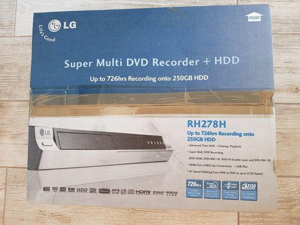 Nagrywarka DVD LG RH278H