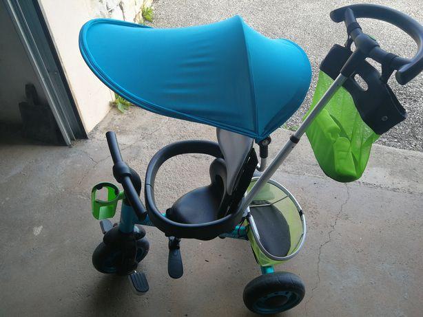 Triciclo criança 3 em 1
