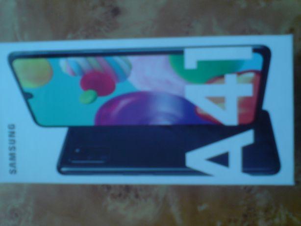 Nowy Samsung Galaxy A41 kolor czarny nie uzywanyOKAZJA!Zamiana!