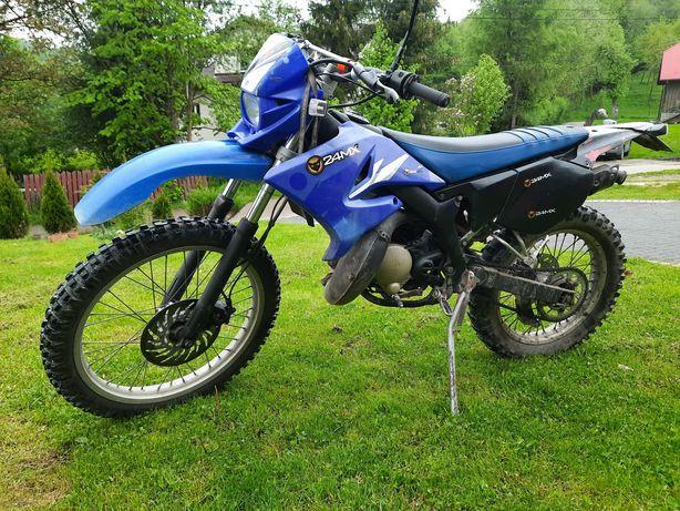Yamaha DT 50 2007r. Supermoto, kat. AM