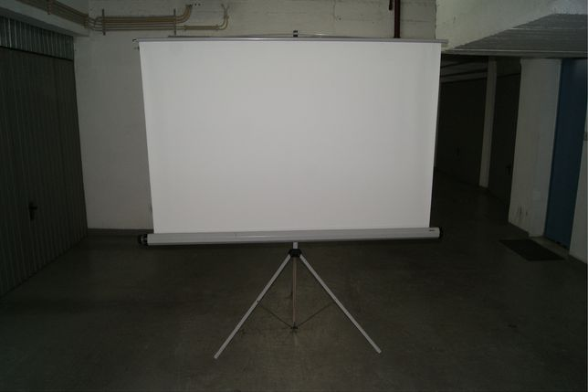 Tela de projeção de vídeo