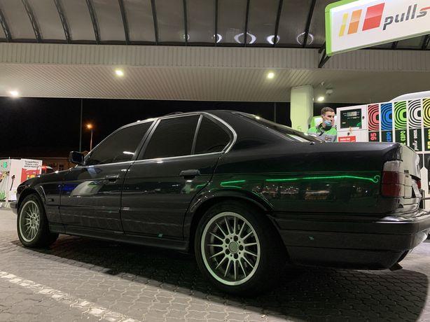 BMW 525tds в заводе