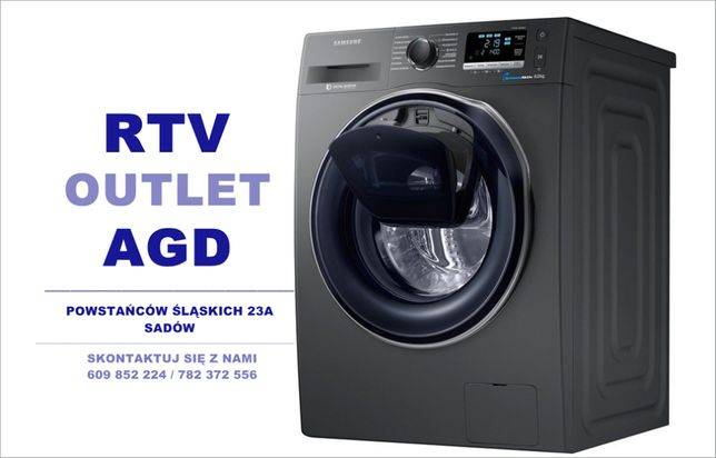 OUTLET SAMSUNG pralka 8 kg 1400 obrotów addwash wifi