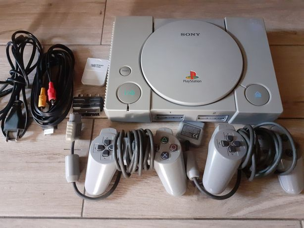 PlayStation psx ps1 1002