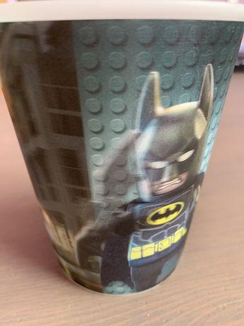 Plastikowy kubek Batman 3D