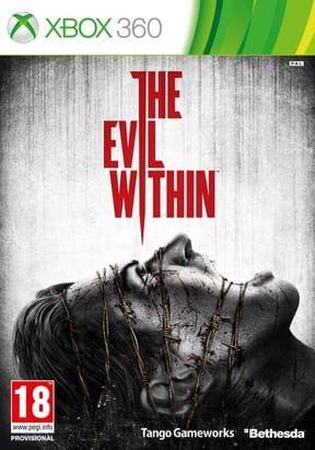 Gra The Evil Within X360 - używana