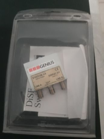 Digital satellite equipment control Genius DiSEqC switch