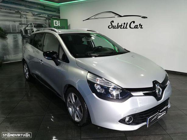 Renault Clio Sport Tourer 1.5 dCi Dynamique S Nacional