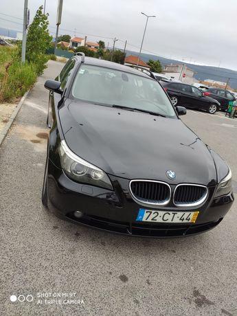 BMW 520d 2006 como nova
