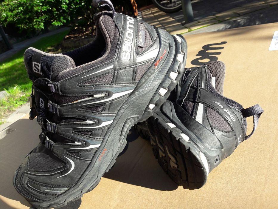 Buty trekkingowe Salomon XA PRO 3D Lubaczów - image 1