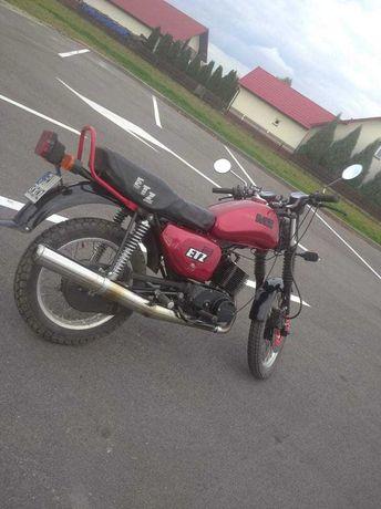 Sprzedam motocykl Mz etz 150