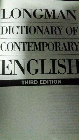Longman Dictionary of Contemporary English Słownik