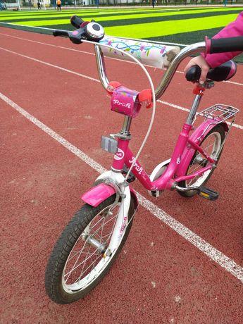 Велосипед  Profi Flowers 16 см