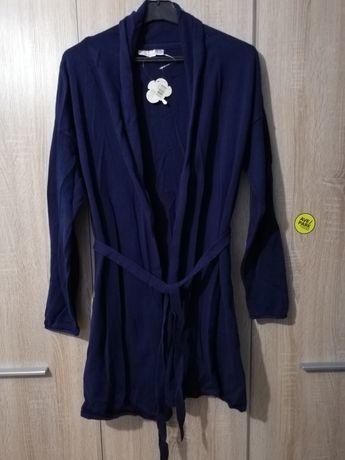 Kardigan sweter ciążowy M