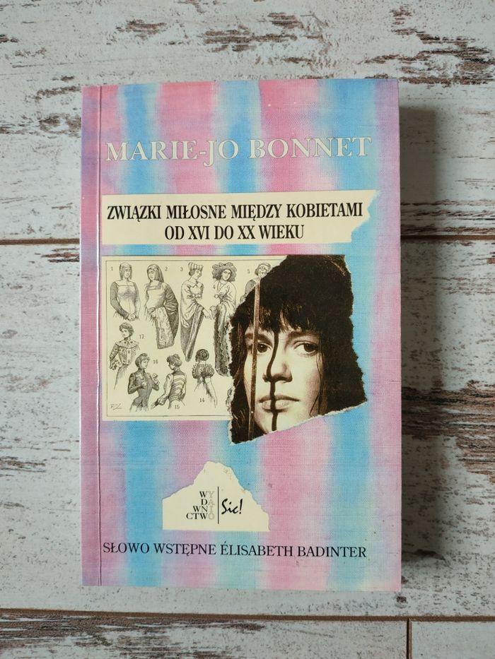 Książka Związki miłosne między kobietami... Bonnet Kraków - image 1