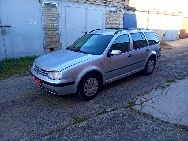 Volkswagen Golf IV MPI 2001 газ/бензин