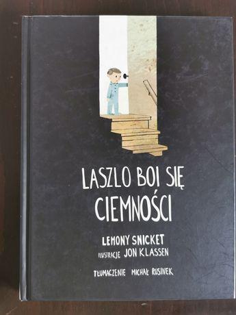 Sprzedam książki Pan Brumm, Laszlo boi się ciemności