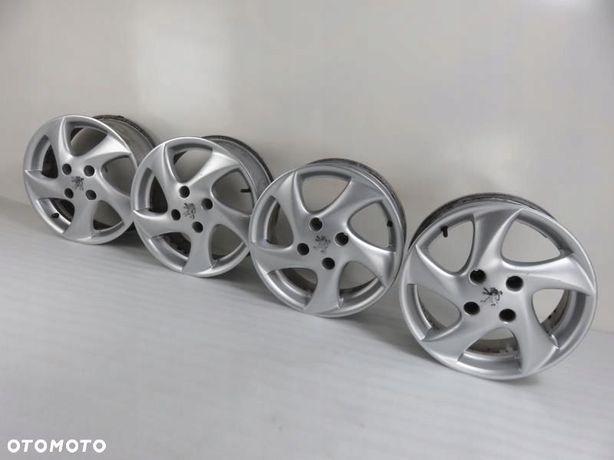 Felga aluminiowa 15'' Peugeot 4x108 6J
