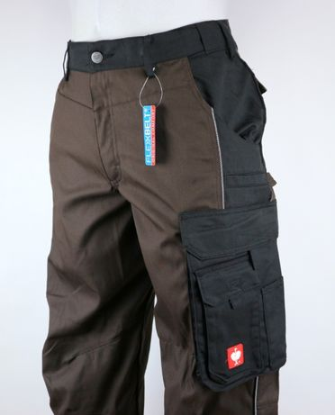 Engelbert Strauss e.s. active spodnie robocze ochronne S M L XL
