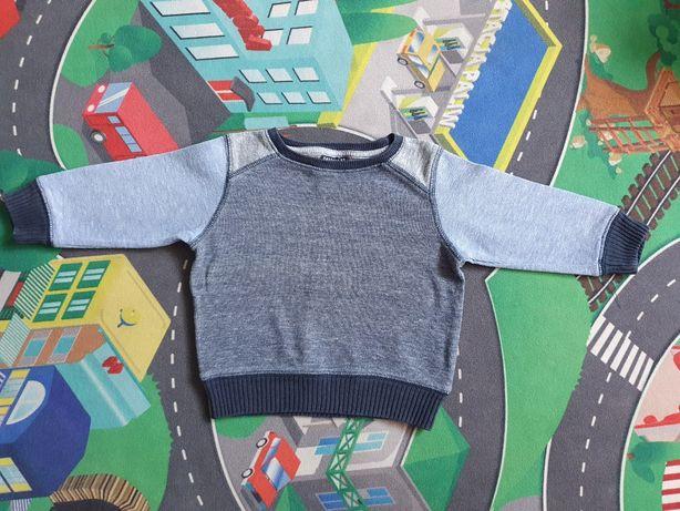 Swetr chłopięcy Next r.82