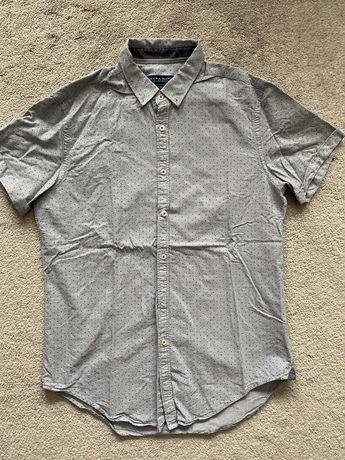 Koszula męska Zara Man Slim Fit L
