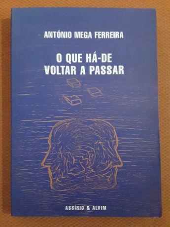 Obras de António Mega Ferreira