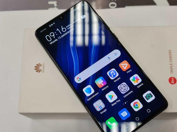 Huawei P30 Dual SIM/ 6GB/ 128GB/ Black/ Czarny/ Gwarancja