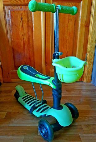 Самокат детский Scooter SK-034