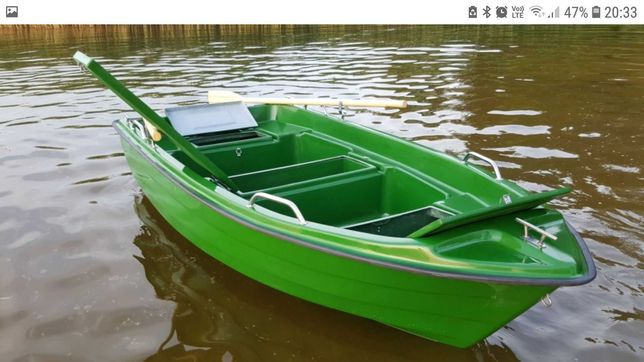 Nowa łódź wędkarska