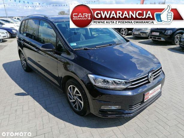 Volkswagen Touran 2.0 TDi 150KM automat DSG Gwarancja Zamiana Zarejestr.