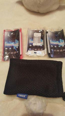 3 Capas Novas Sony Xperia miro
