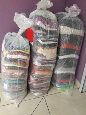 Odzież używana po likwidacji sklepu
