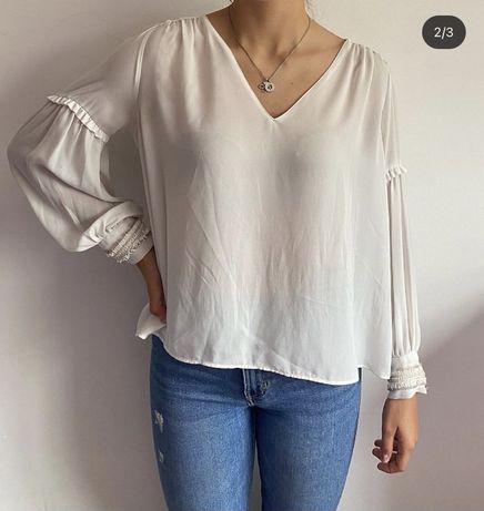 Camisa Branca Zara