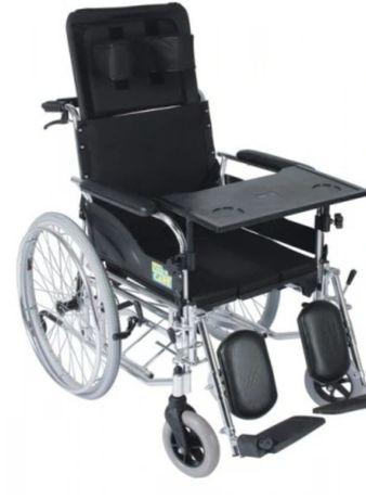 Wózek inwalidzki specjalny RECLINER PLUS firmy Vitea Care