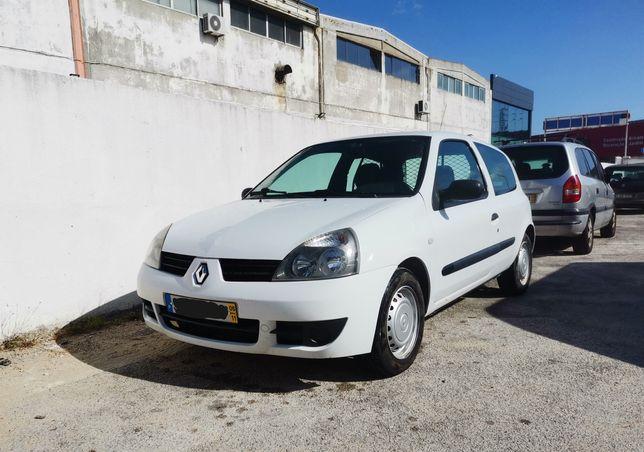 Renault clio 1.5dci comercial com ac