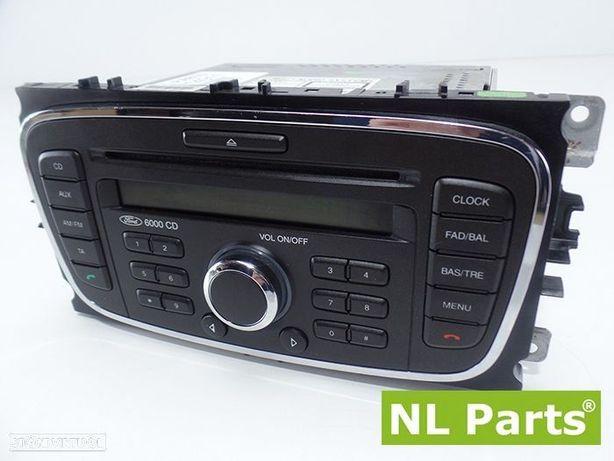 Rádio Ford Focus 7m5t-18c815-bc