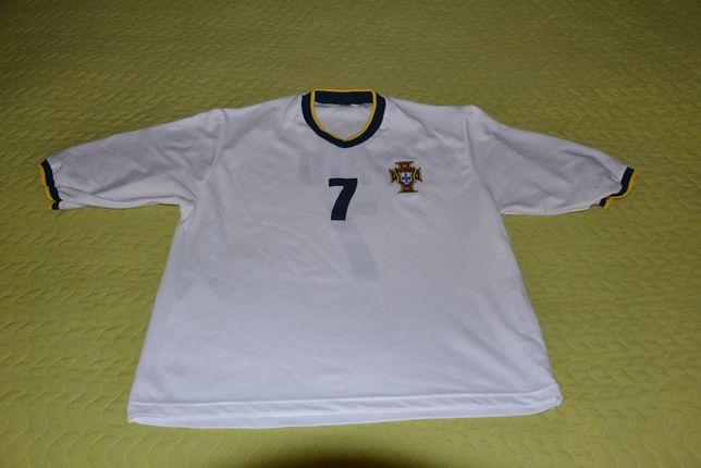 Equipamento selecção Portugal