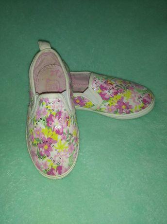 Buty buciki dziewczęce balerinki cool club 27 na dziewczynkę