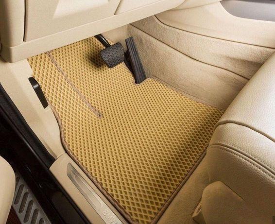 EVA коврики автомобильные автоковрики ЕВА Mazda Mercedes-Benz Mitsubis