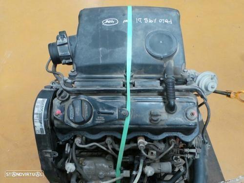 Motor Volkswagen Polo (6N2)