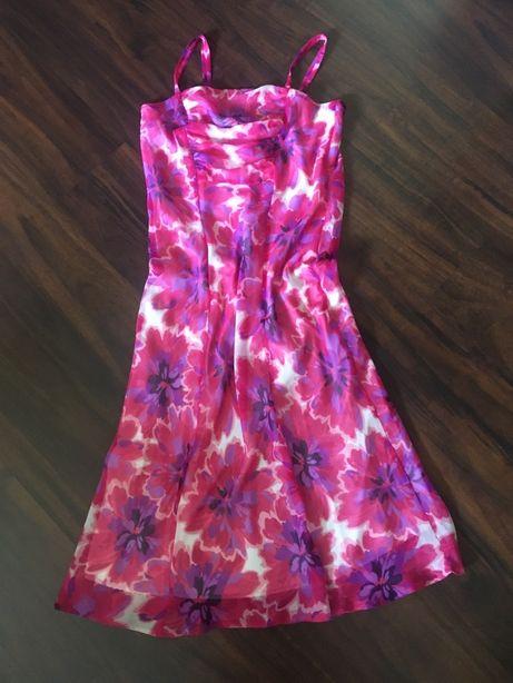 Sukienka letnia, zwiewna r.M NOWA