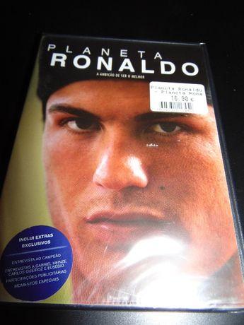 Planeta RONALDO a ambição de ser o melhor DVD (55% desconto)