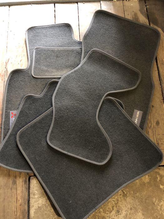 Коврики летние текстилные на лансер 9 Mitsubishi lancer Житомир - изображение 1