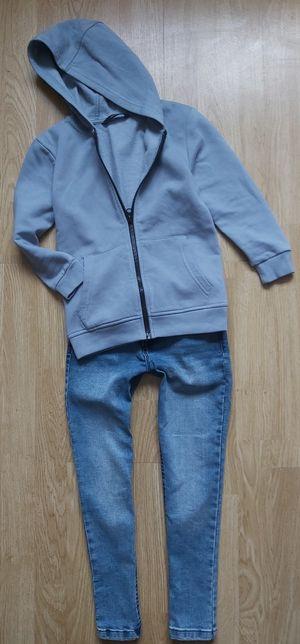 Джинси штани худи толстовка батник George Bluezoo 122 см ціна за набір