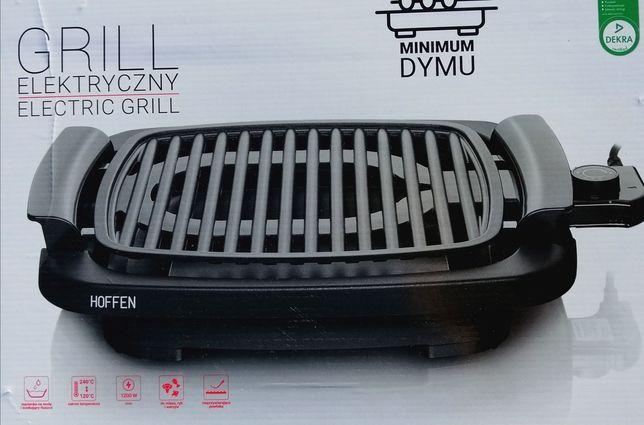 NOWY grill elektryczny 1200W
