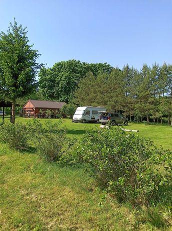 Camping Kampery Mazury