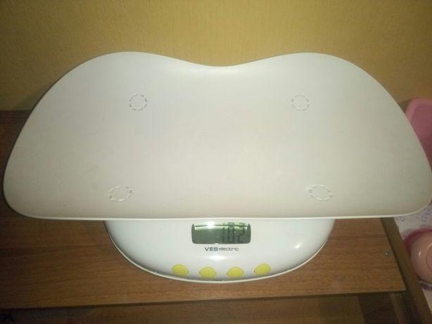 Весы детские VES V-BS 10